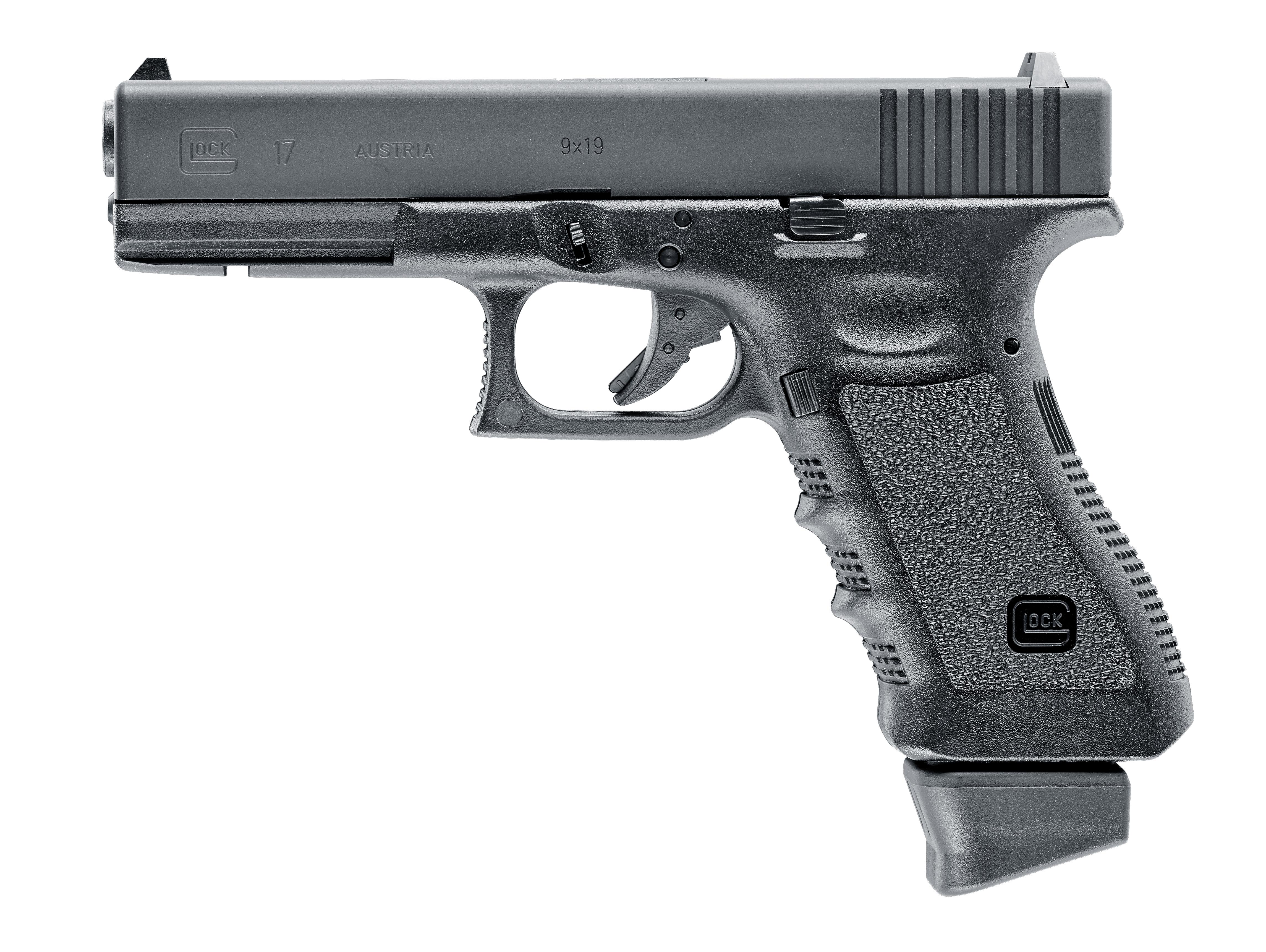 GLOCK (Umarex) Airsoft CO2 Glock 17 Gen4 1.0J Deluxe