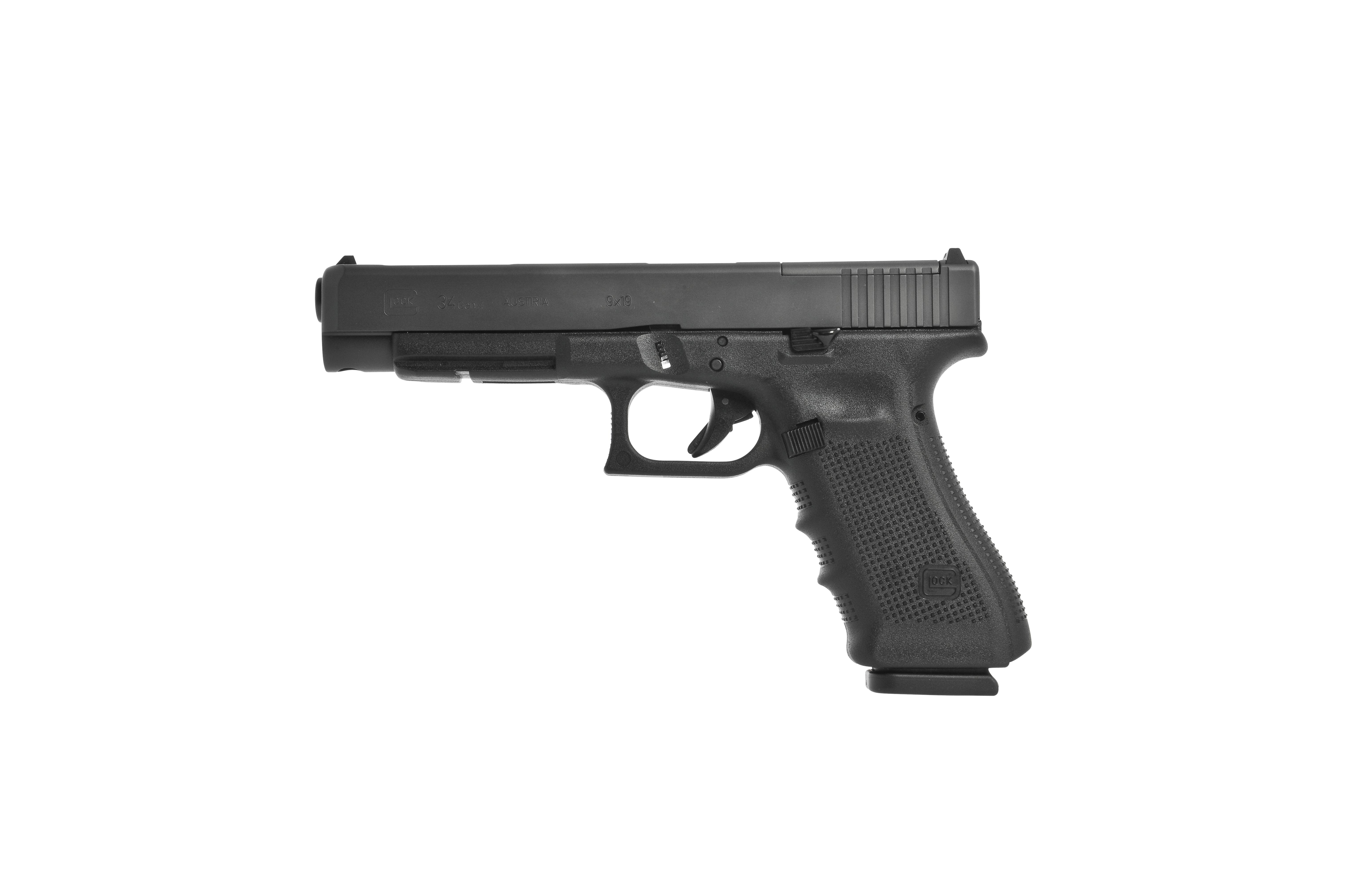 GLOCK Handgun G34 Gen4
