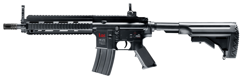 HECKLER & KOCH (Umarex) AEG Rifle HK416 CQB