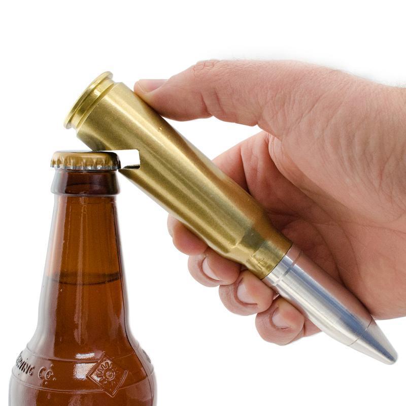 LUCKY SHOT Bullet Bottle Opener - 20mm Vulcan