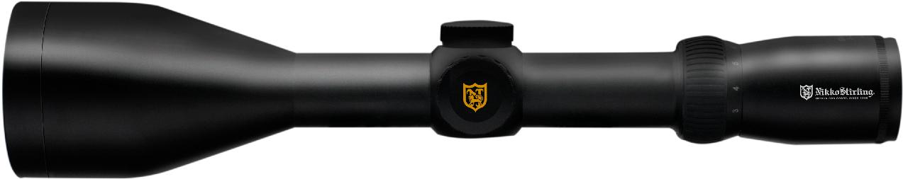 NIKKO STIRLING Rifle Scope Diamond Hunting