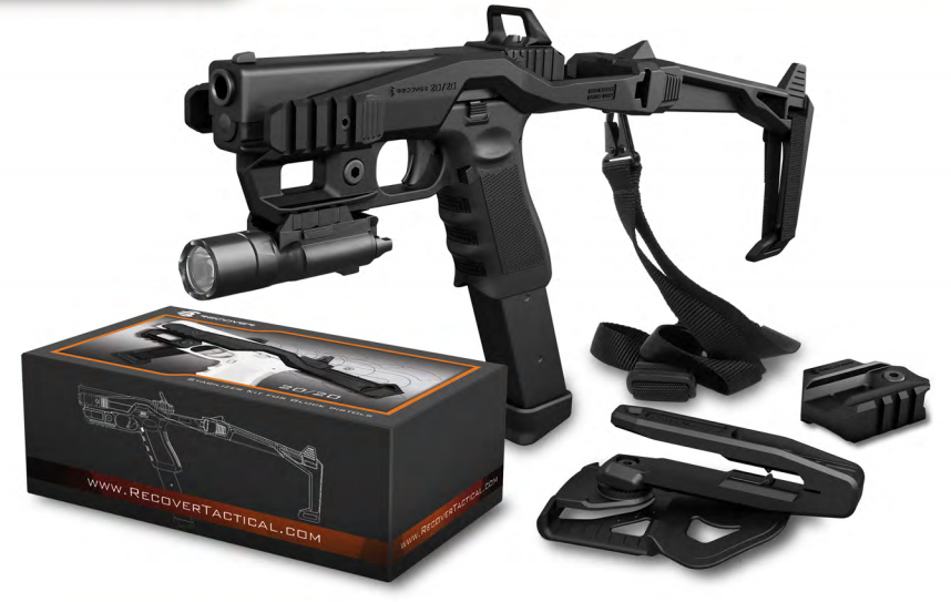 RECOVER TACTICAL 20|20 Stabilizer Kit