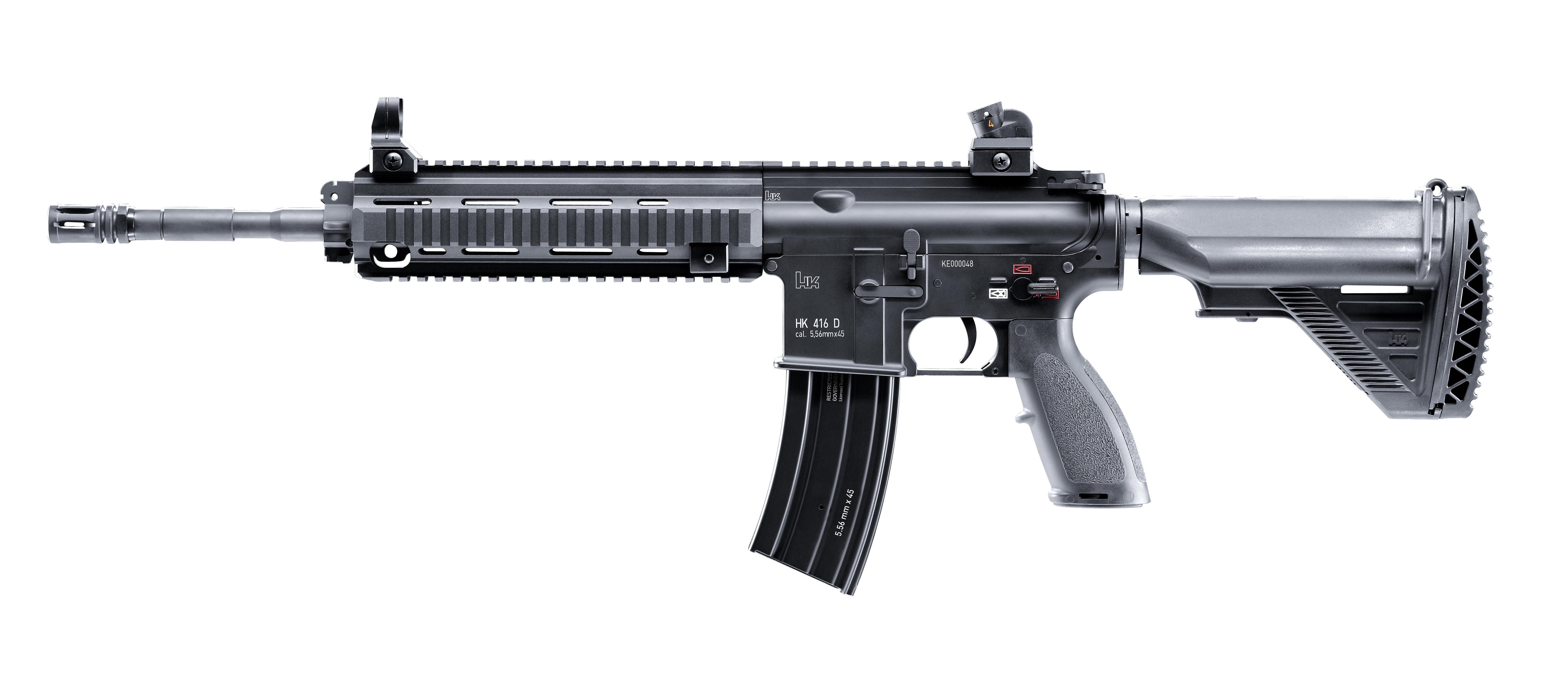 HECKLER & KOCH (Umarex) AEG Rifle HK416D V2 Full-Auto
