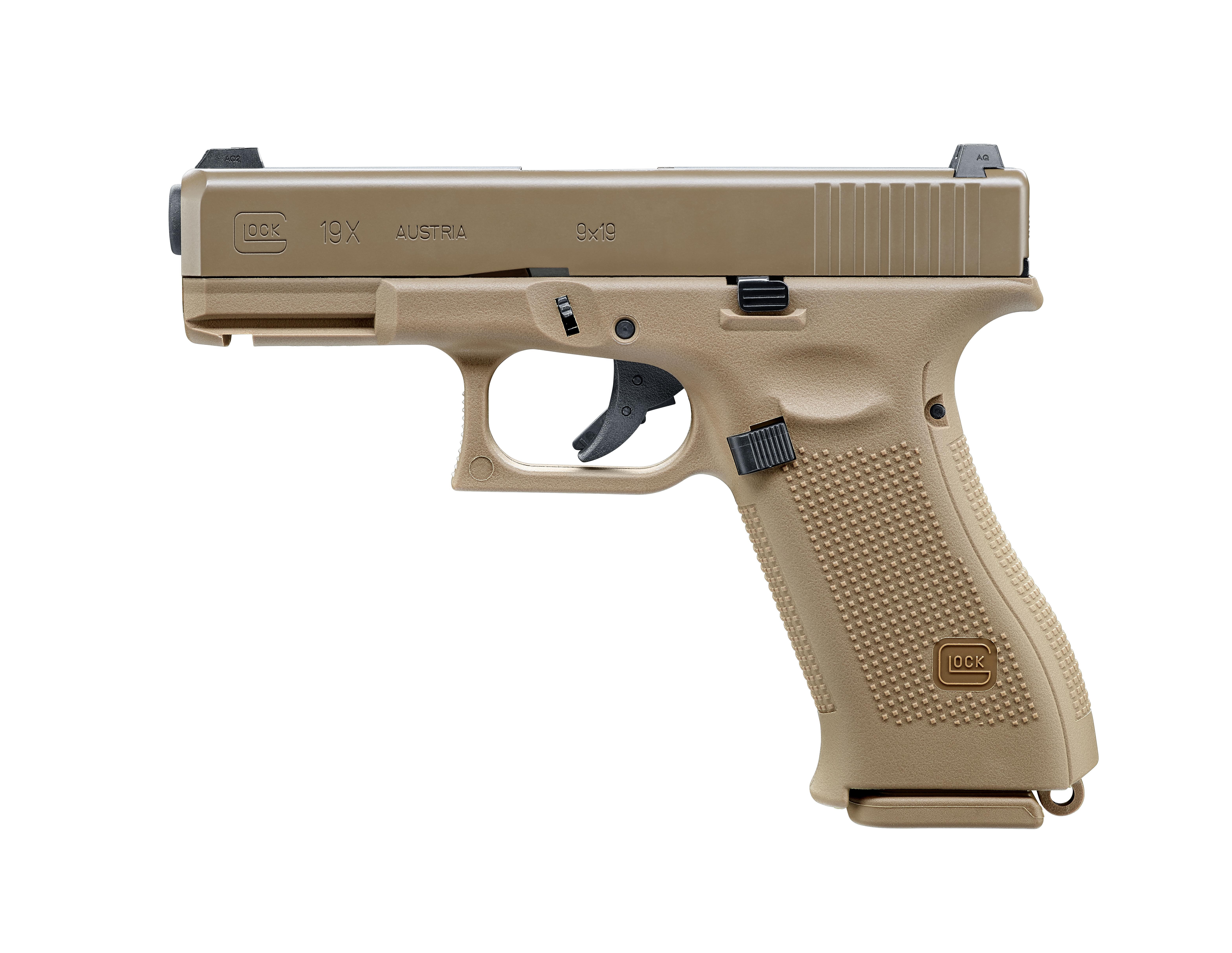 GLOCK (Umarex) Airsoft GBB Glock 19X