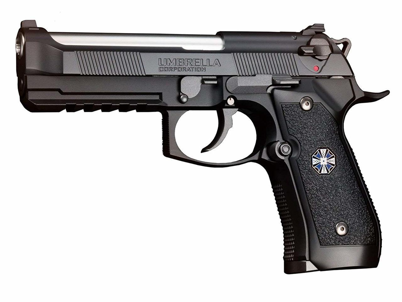 TOKYO MARUI Airsoft Pistol Biohazard Albert W Model 01P GBB