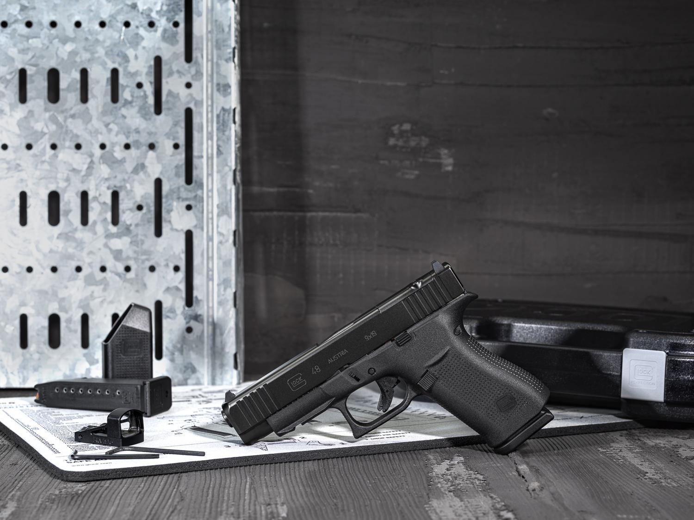 GLOCK Handgun G48
