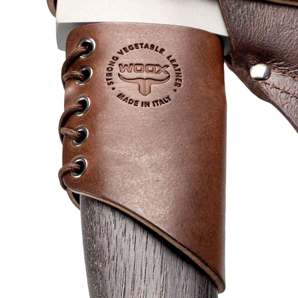 WOOX AX1 Collar Genuine Leather Axe Collar