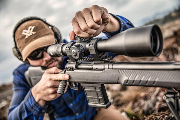 VORTEX Rifle Scope Venom FFP