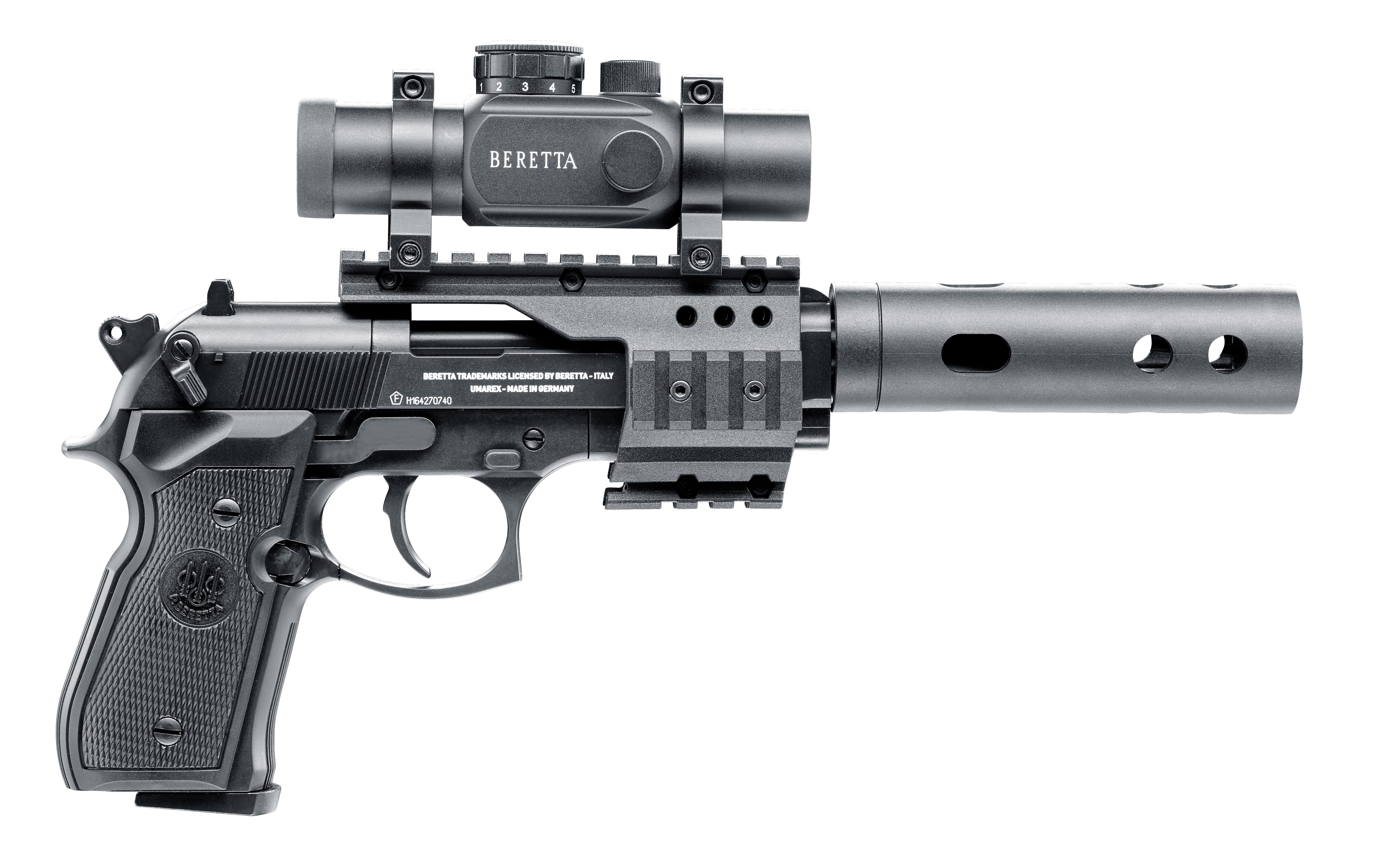 BERETTA (Umarex R) CO2 Airgun Replica MOD. 92 FS XX-TREME