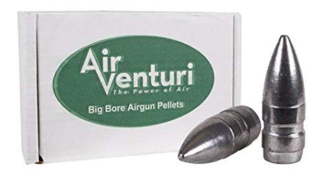 AIR VENTURI .308 135 gr. Spire Point 100ct