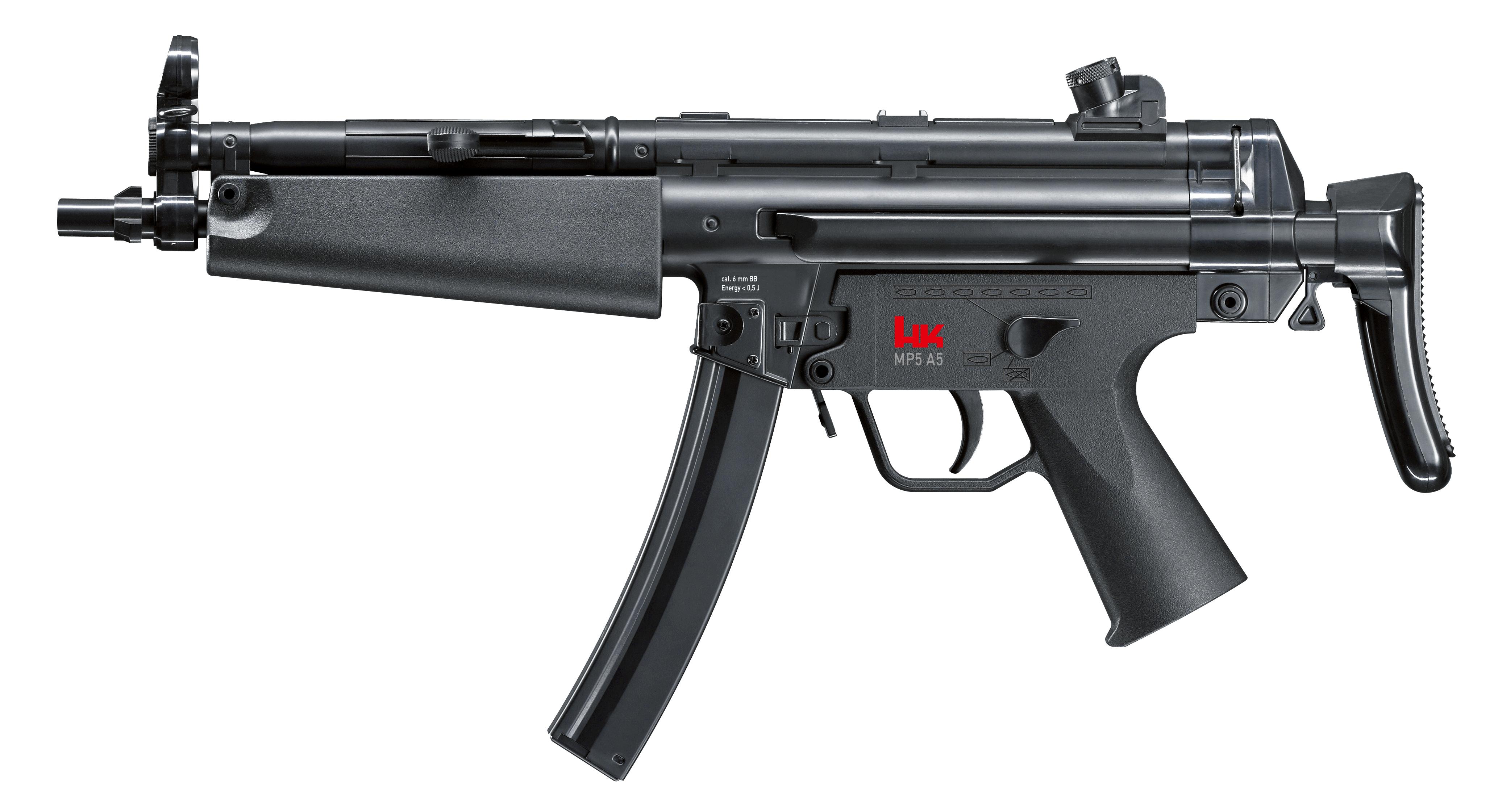 HECKLER & KOCH (Umarex) Airsoft AEG MP5 A5 EBB