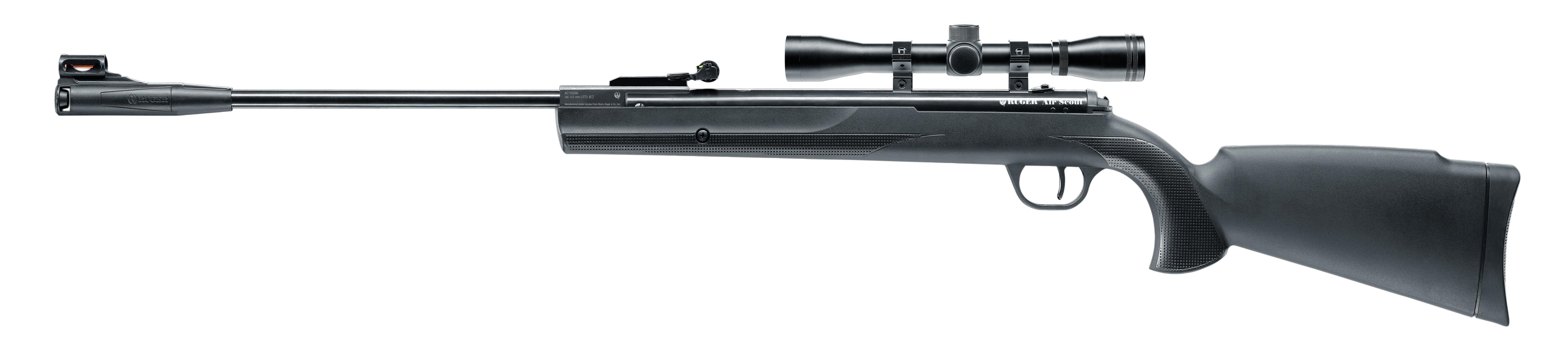 RUGER (Umarex) Spring Operated Airgun Air Scout Kit