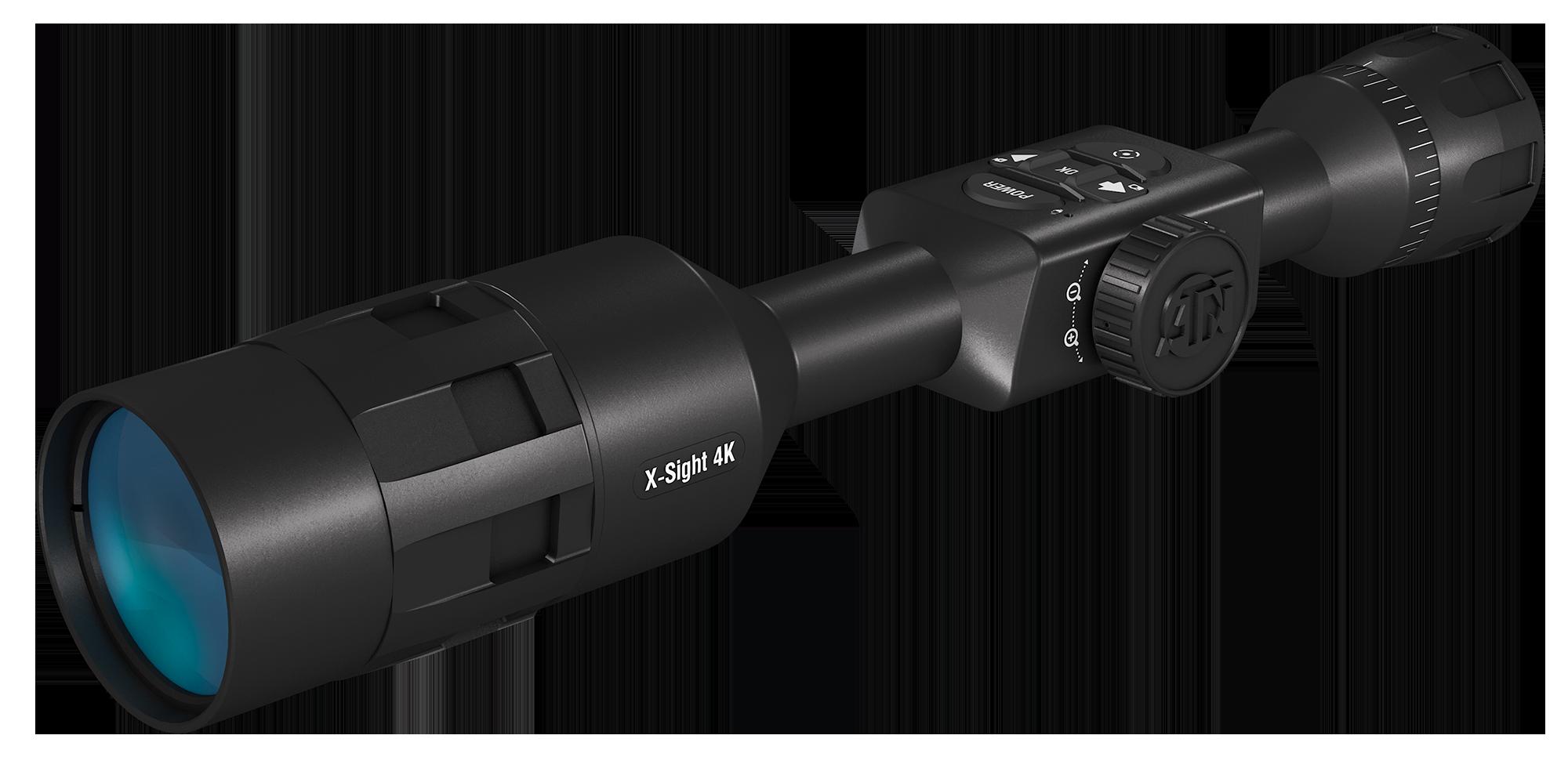 ATN Rifle Scope Day & Night X-Sight 4K Pro Edition