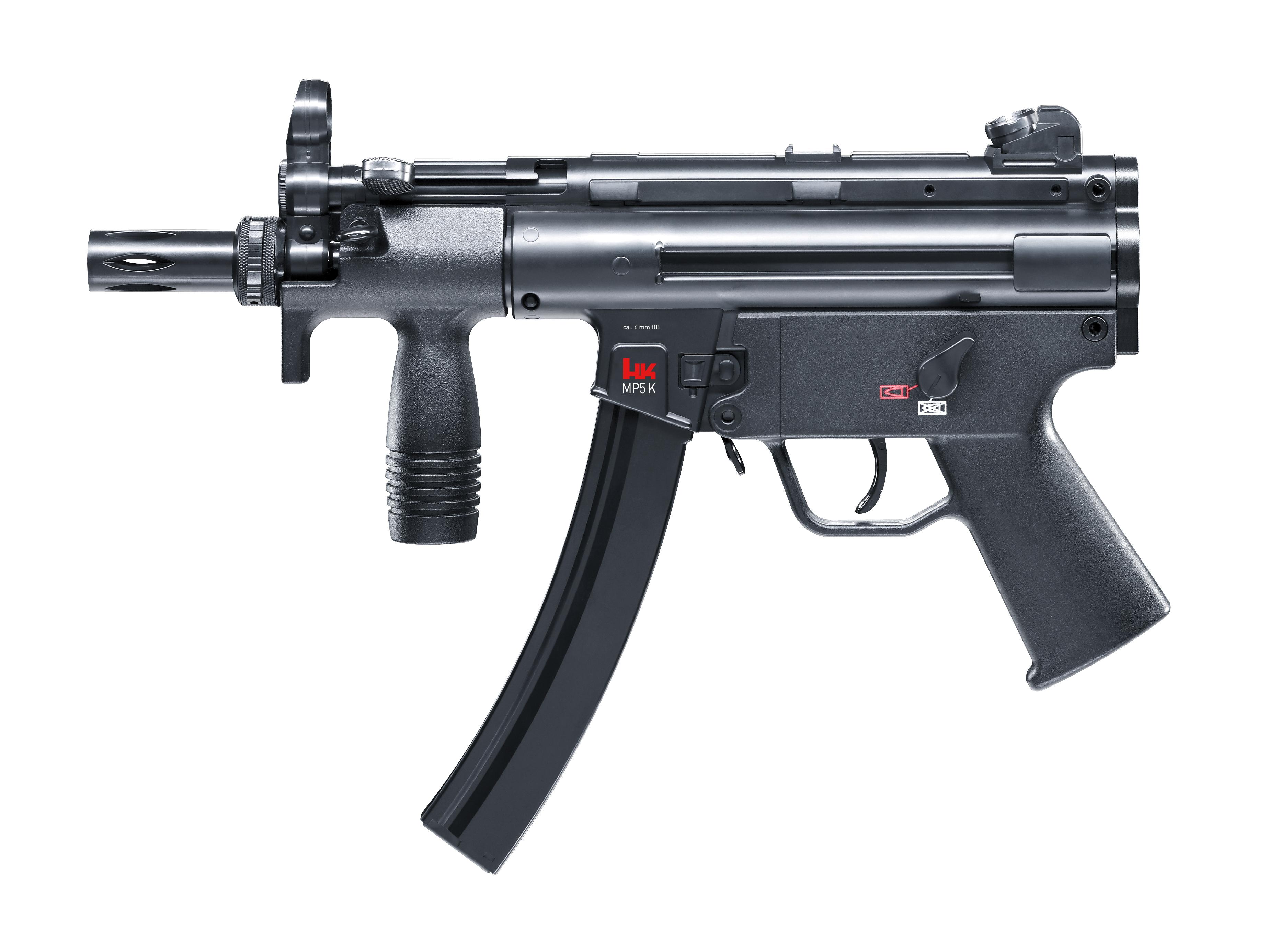 HECKLER & KOCH (Umarex) Airsoft CO2 MP5 K