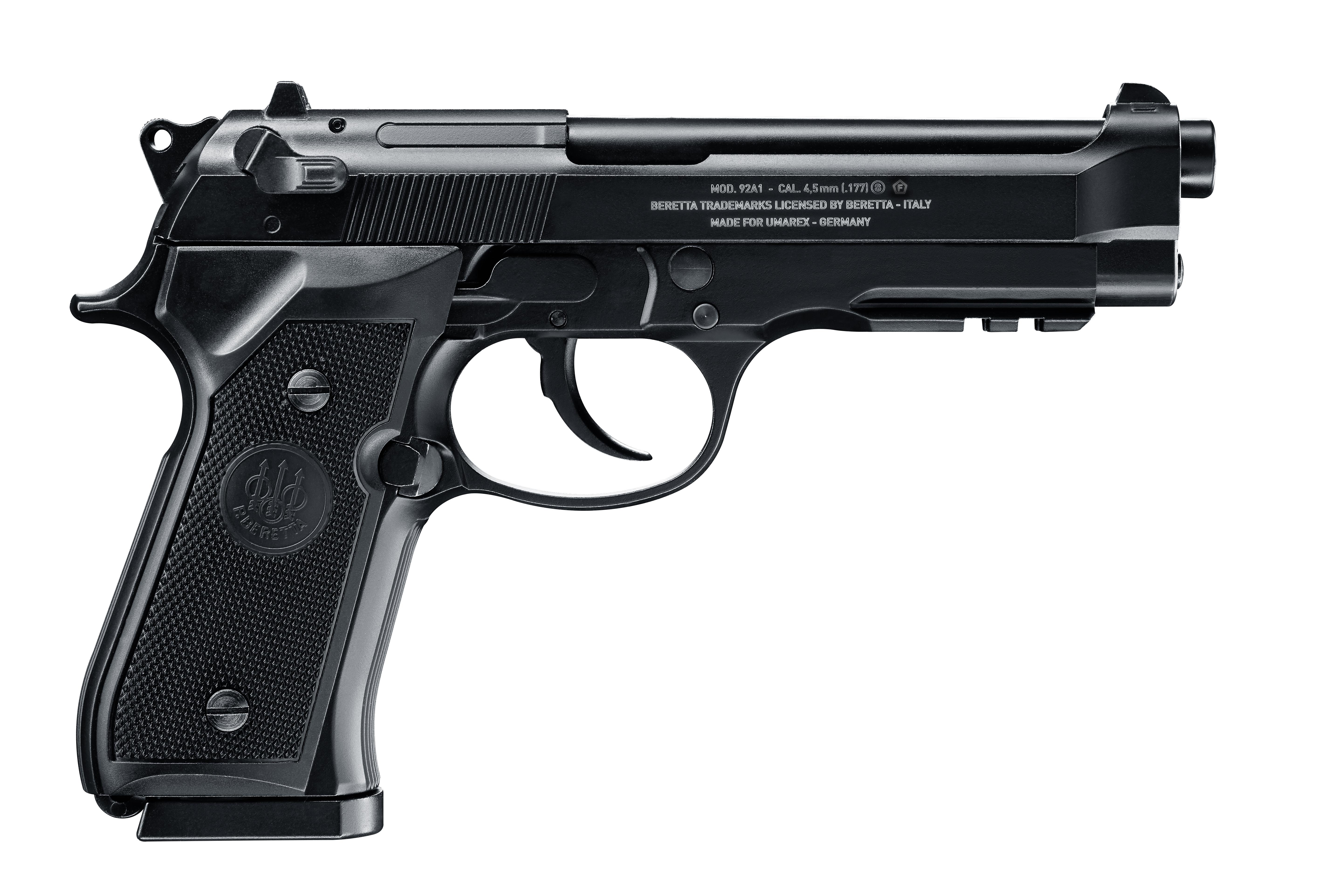 BERETTA (Umarex R) CO2 Airgun Replica MOD. 92 A1