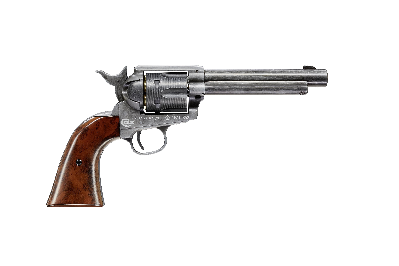 """COLT (Umarex) CO2 Airgun Replica SAA .45 - 5.5"""" Pellet"""