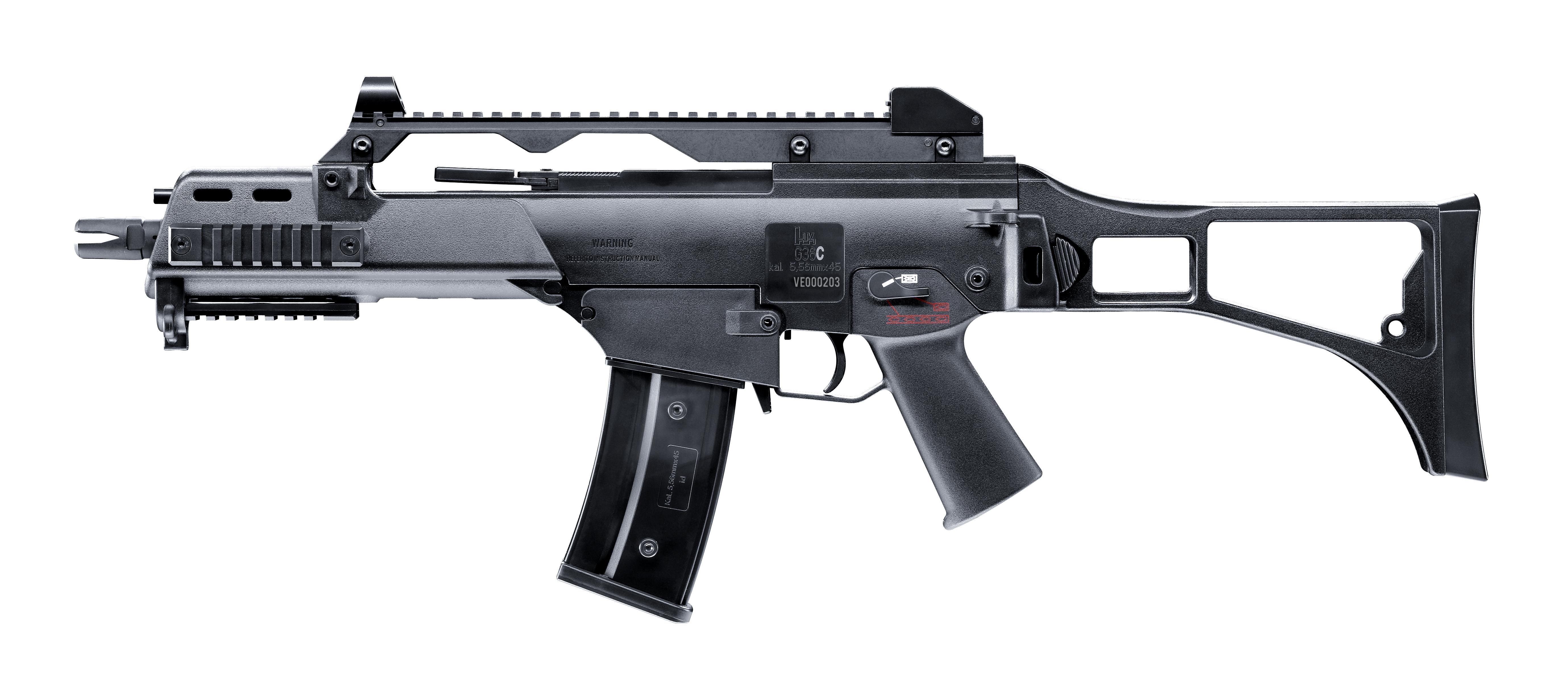 HECKLER & KOCH (Umarex) AEG Rifle G36C Sportsline