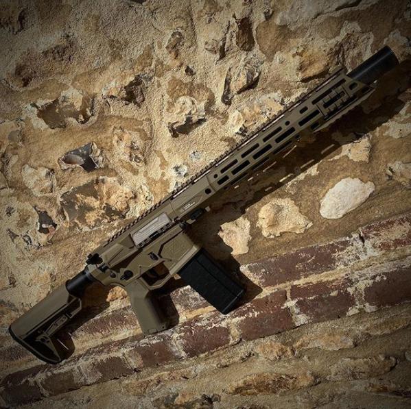 F4 DEFENSE Airsoft Rifle Carbine