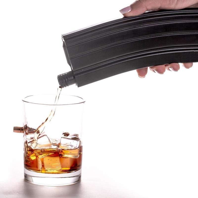 LUCKY SHOT AR15 Flask