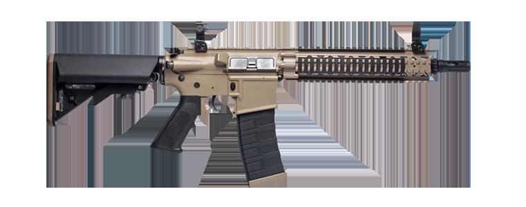 G&G Airsoft Rifle CM18 MOD1 Black