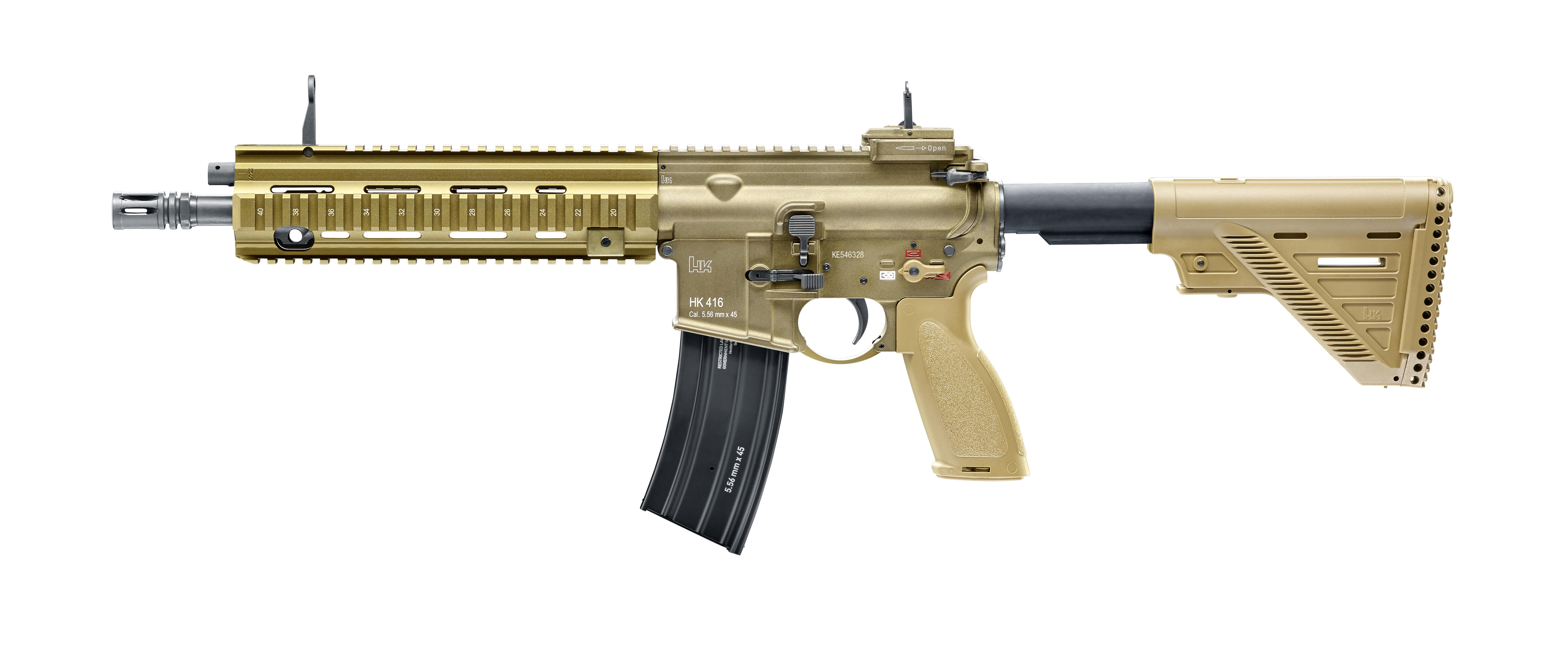 HECKLER & KOCH (Umarex) AEG Rifle HK416 A5