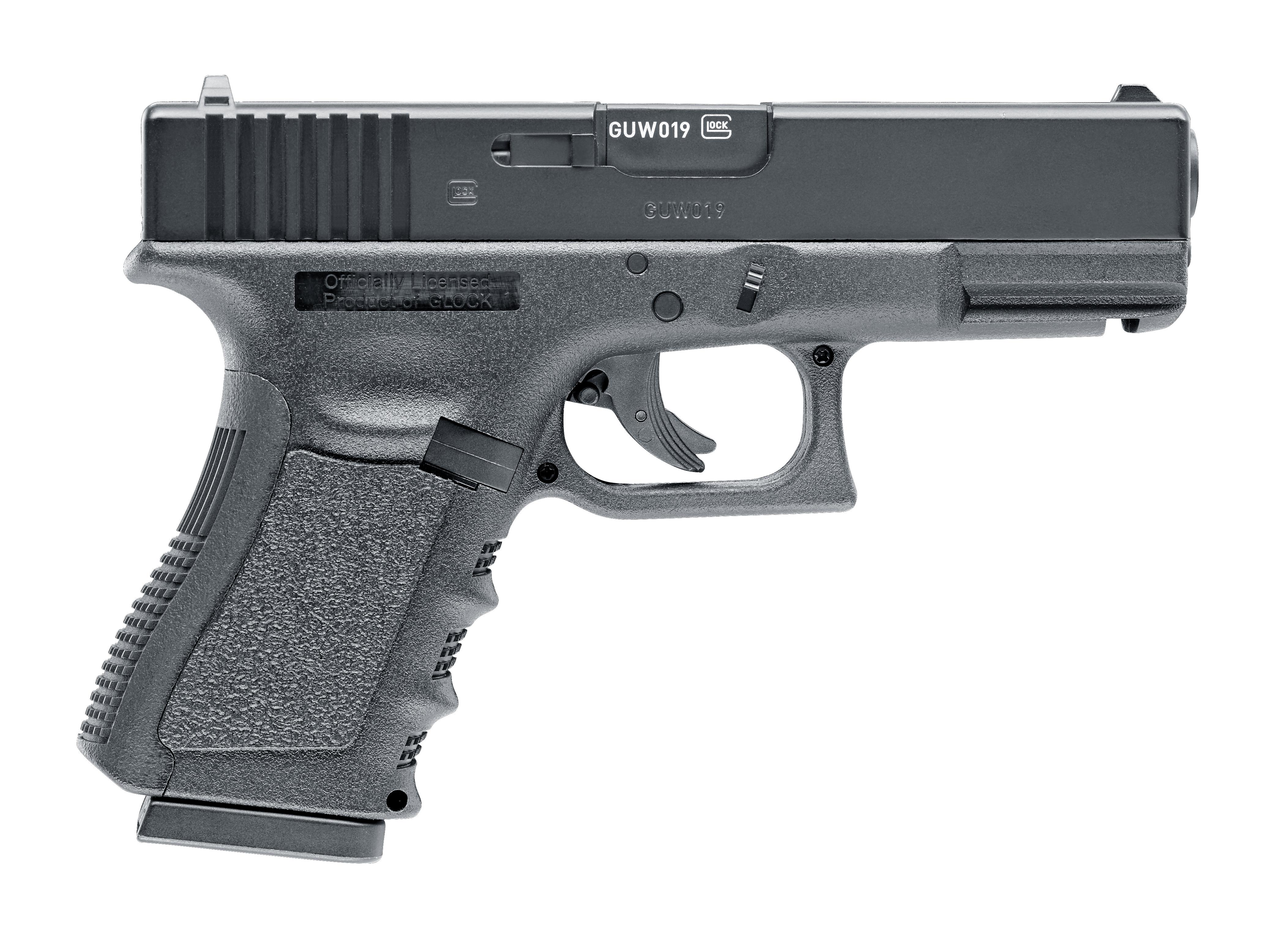 GLOCK (Umarex) CO2 Airgun Replica G19 BB