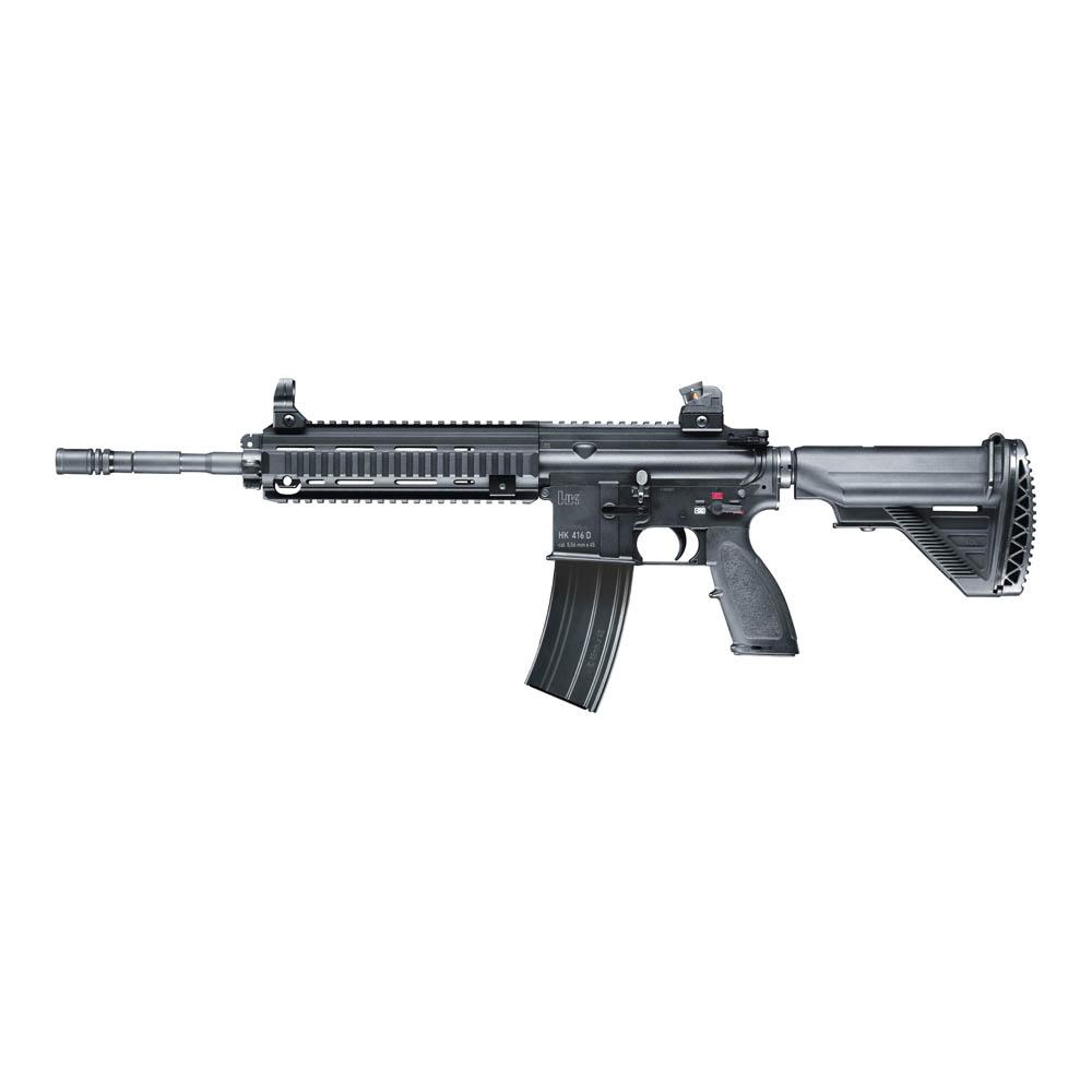 HECKLER & KOCH (Umarex) Airsoft GBB HK416 Black