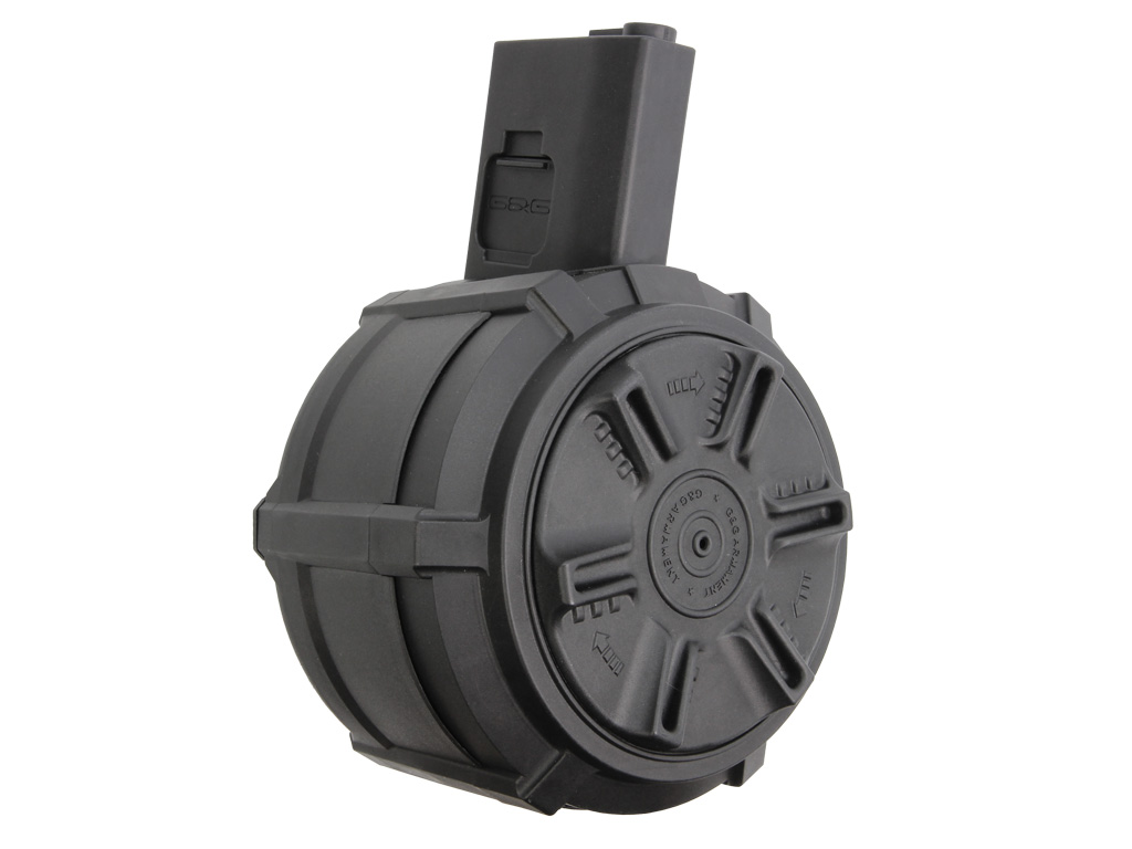 G&G 2300R Drum Mag for M4/M16