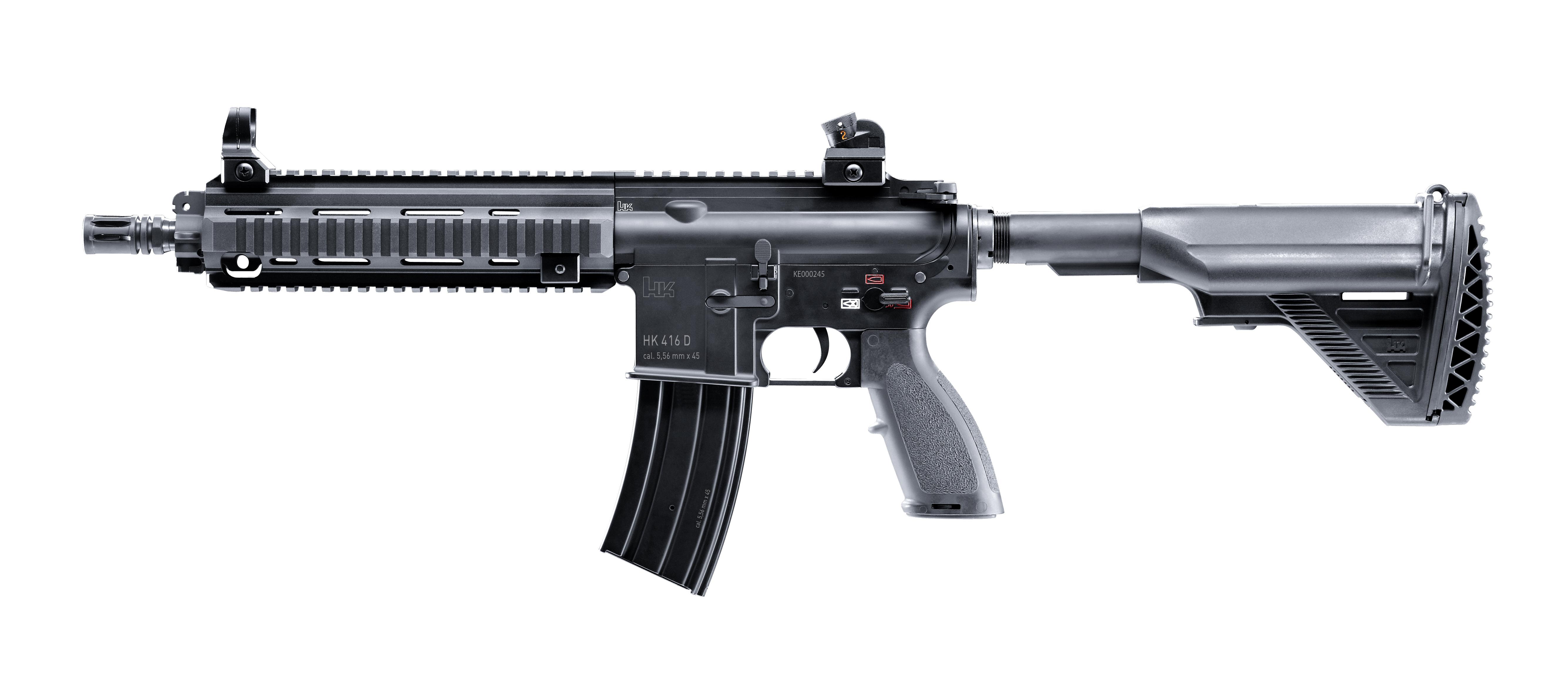 HECKLER & KOCH (Umarex) AEG Rifle HK416 CQB V2