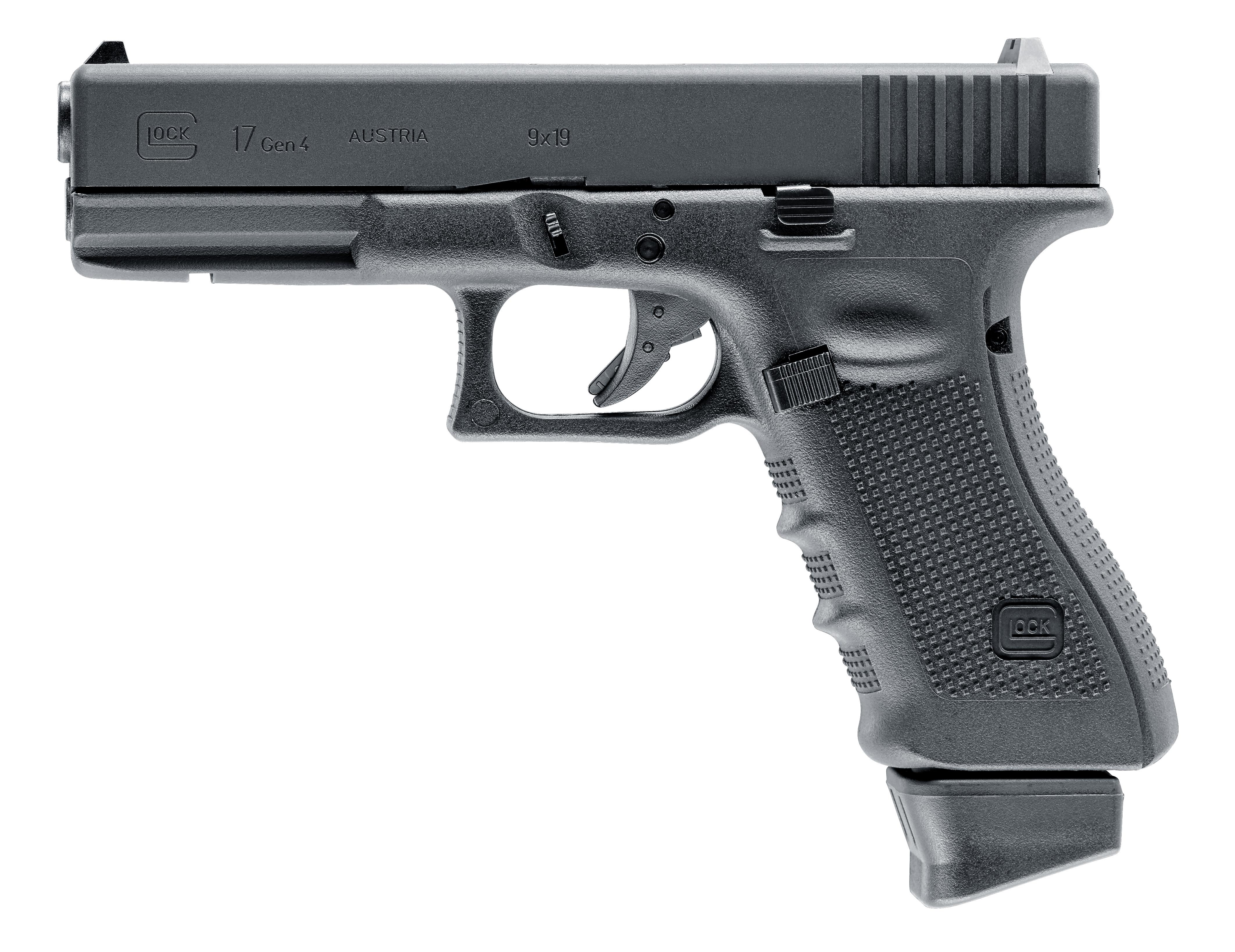 GLOCK (Umarex) Airsoft CO2 Glock 17 Gen4 1.0J