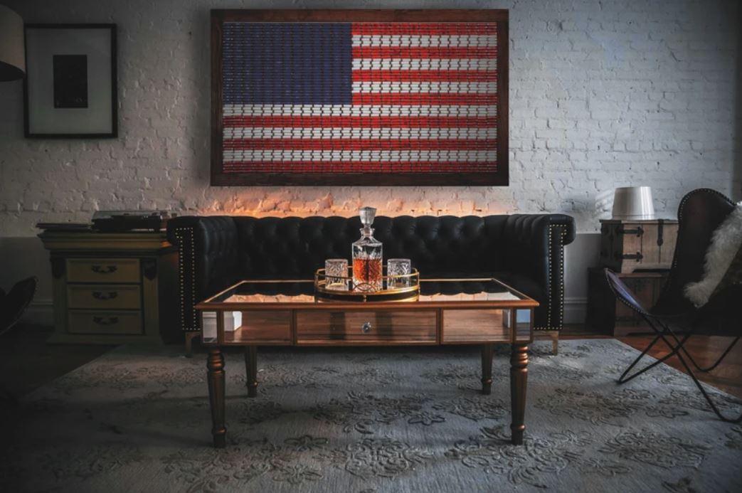 LUCKY SHOT American Flag 12 gauge