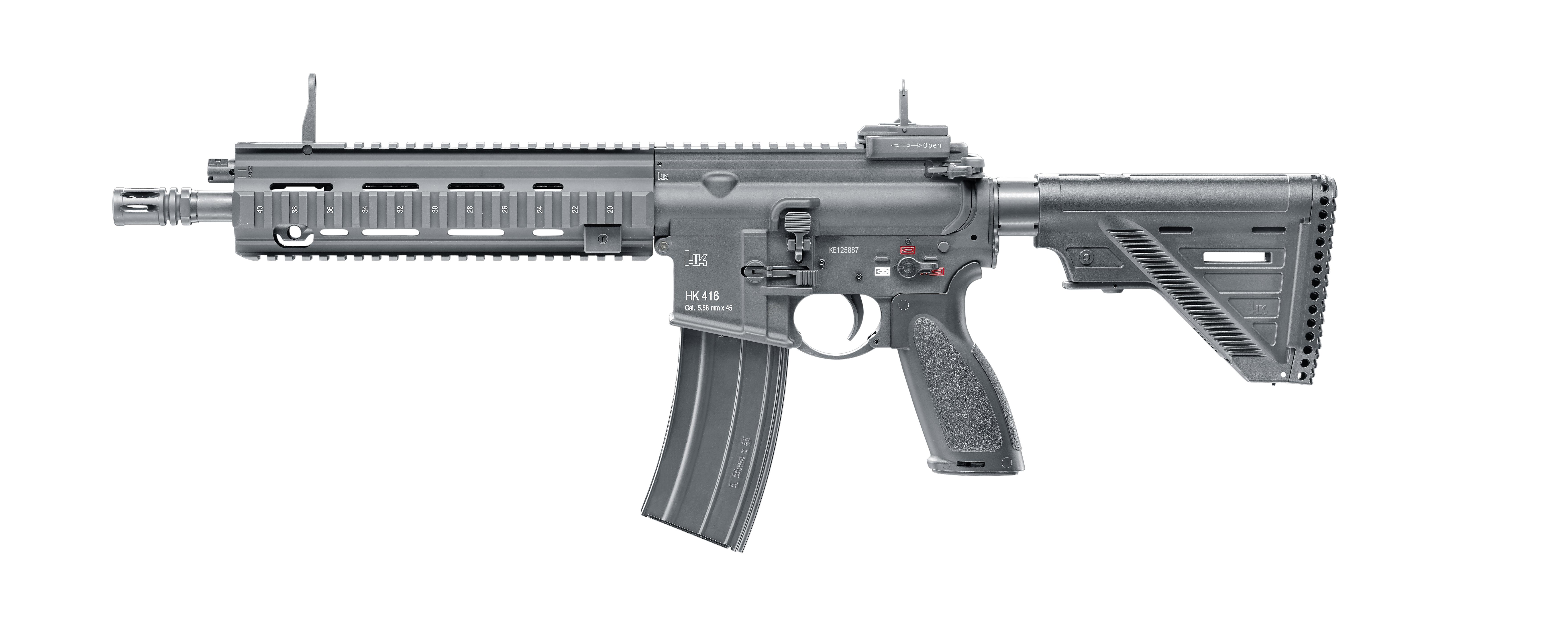 HECKLER & KOCH (Umarex) Airsoft GBB HK416 A5